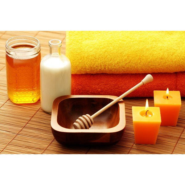 A topical application of manuka honey can help reduce the appearance of fine lines and wrinkles.