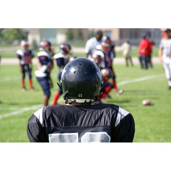 Playing football requires large amounts of energy which must quickly be replenished by eating plenty of high-quality food.