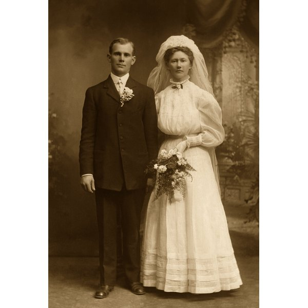 Victorian era wedding traditions our everyday life photography came to prominence during this period giving us some photographs of victorian weddings junglespirit Images