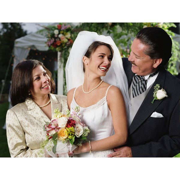 Second Marriage Wedding Gift Etiquette: Do A Bride's Parents Give A Wedding Gift?