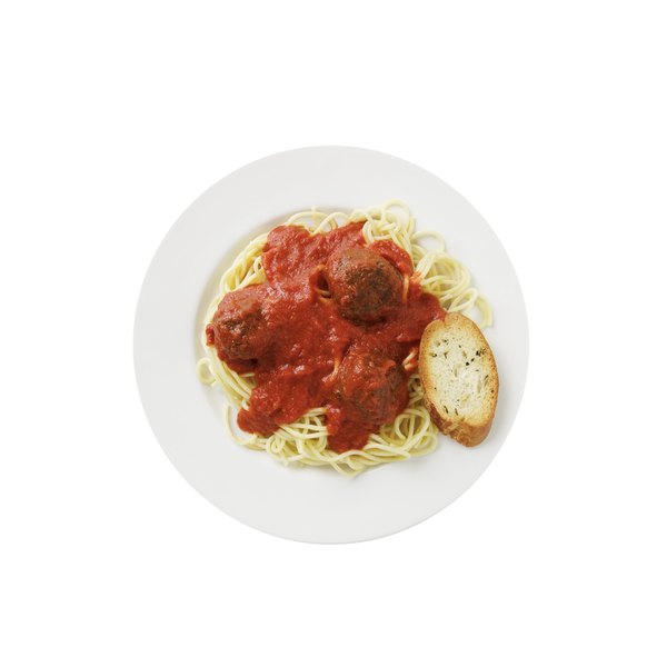 Meatballs cooked in sauce can be tender and moist.