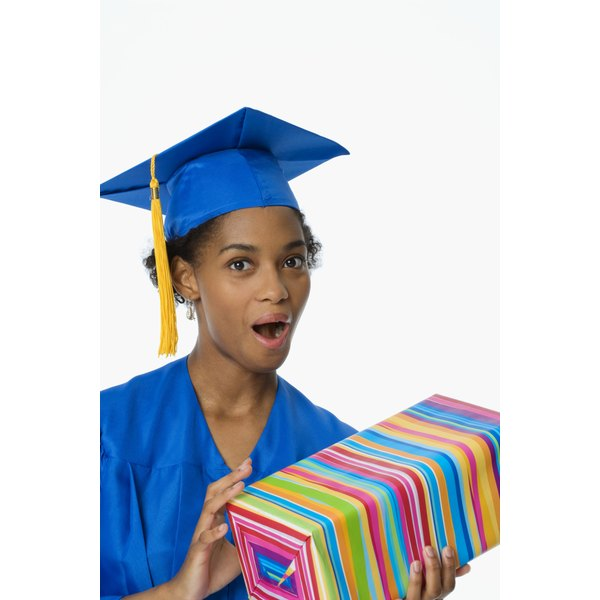 Make a graduation gift to honor your loved one's great accomplishment.