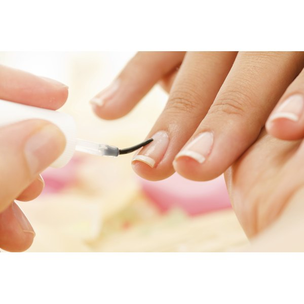 A gift for your nail technician shows your appreciation for her work.