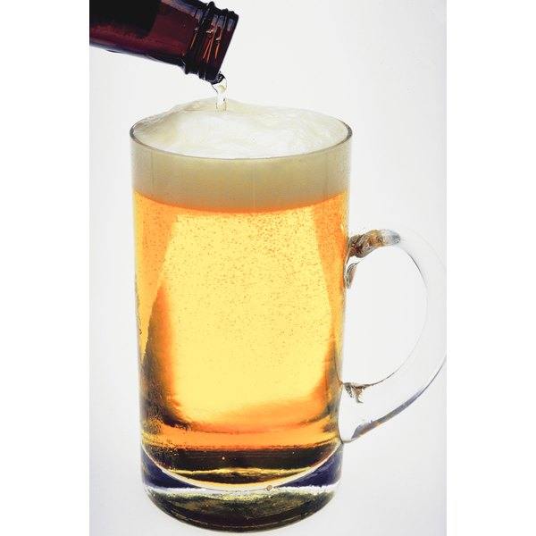 Hops are added to beverages as a flavor enhancer and stabilizing agent.