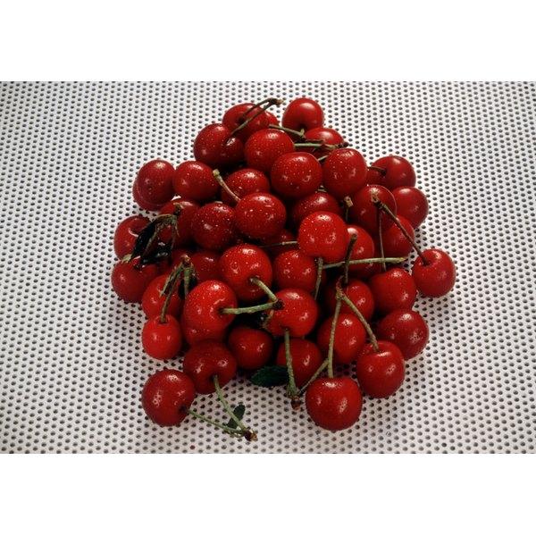 Thawed cherries are as adaptable as fresh cherries.