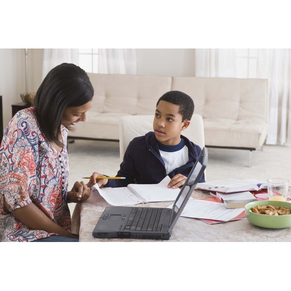 a research on the negative effects of homework on children Most kids don't love doing homework, but it provides many benefits that will linger  long after the lesson is  9 how-to-study tips  too much parent involvement  can prevent homework from having some positive effects.