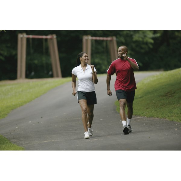 Getting more exercise may help with insulin resistance.