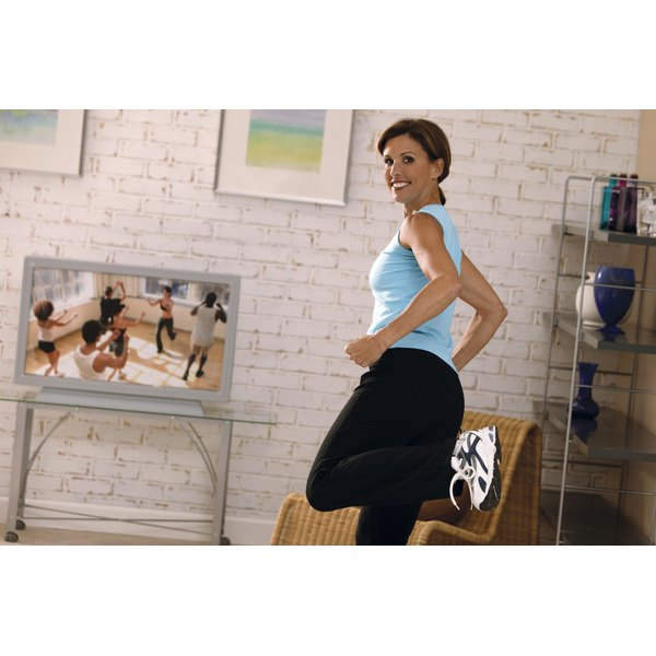 Home exercises to tighten loose skin