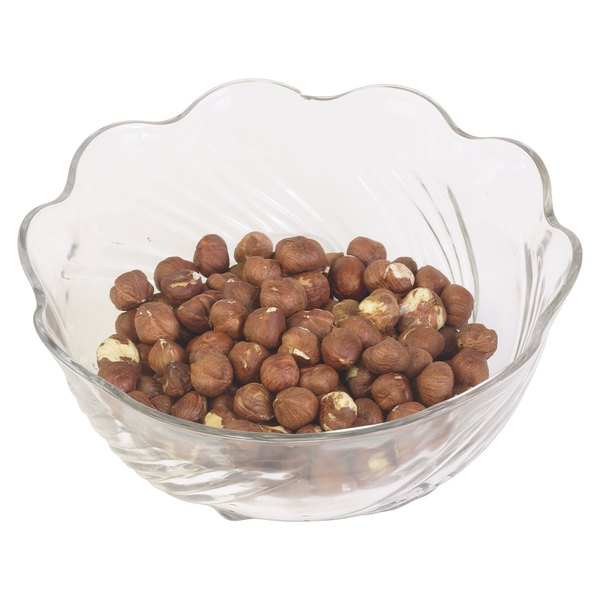 Hazelnuts hold the highest folate content of tree nuts.