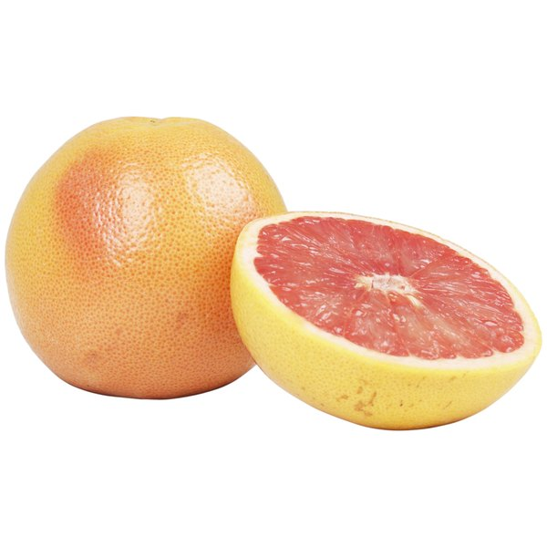 A chemical in the juice of the grapefruit causes you to absorb medication quickly.