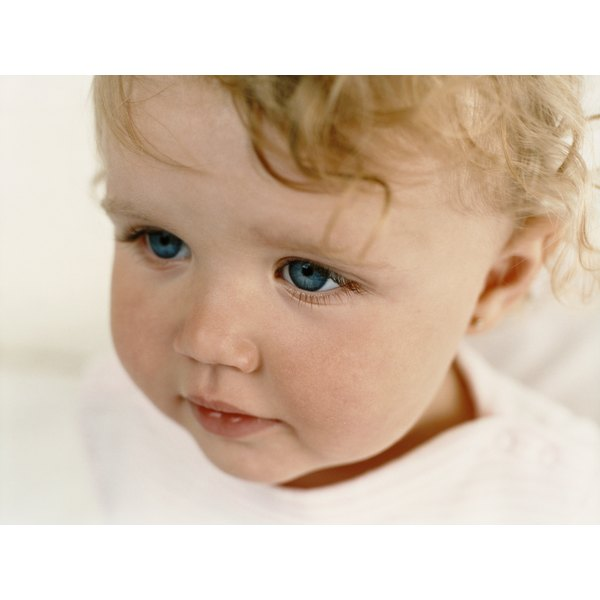 White Bumps on My Toddler's Nose | Healthfully