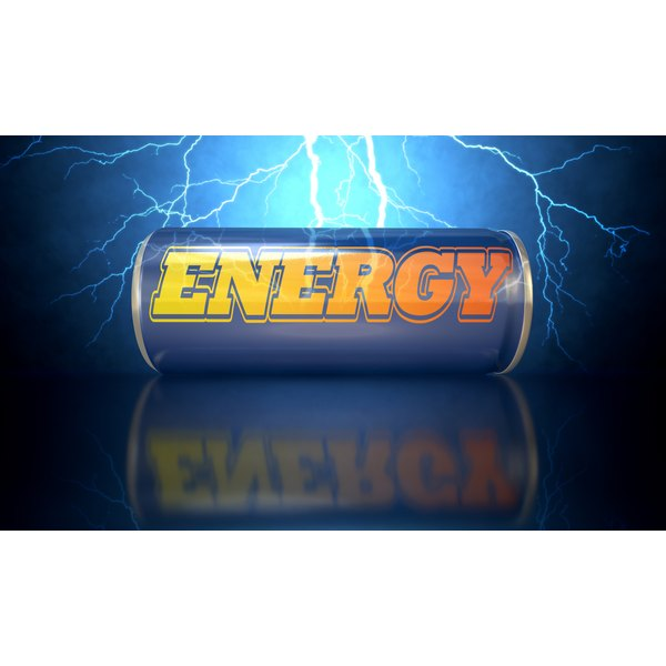 Energy drinks may temporarily boost energy, but may cause adverse side effects.
