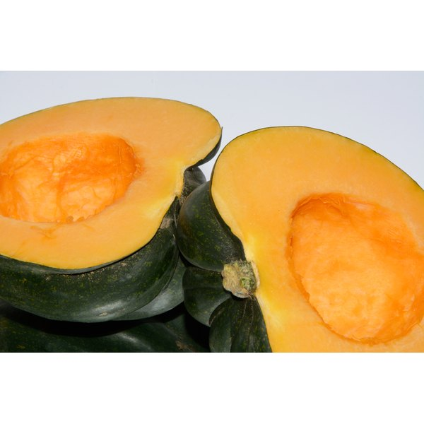 Acorn squash freezes well for up to one year.