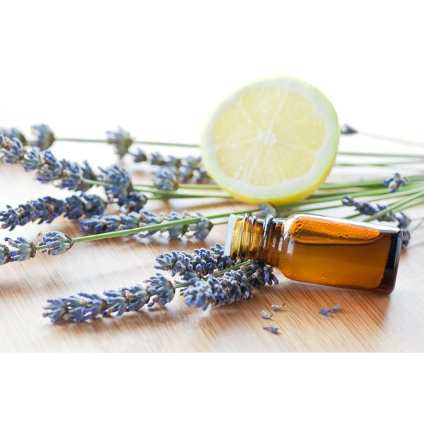 Essential oil is the key ingredient in your DIY spray.