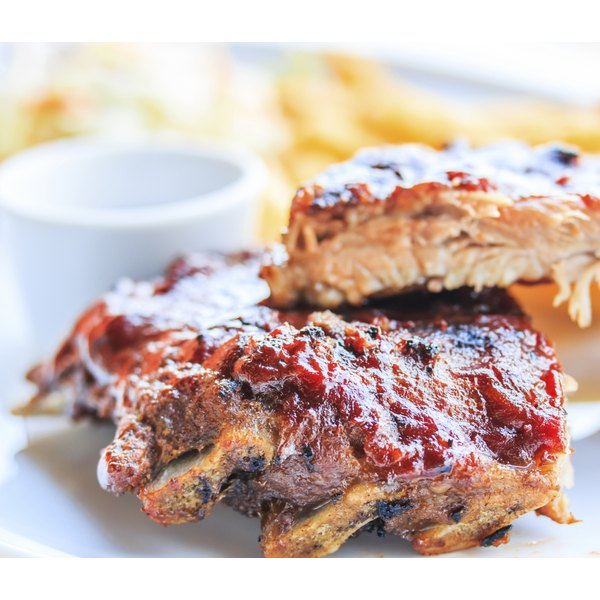 Make slow-cooked smoked ribs in a Camp Chef Smoke Vault.