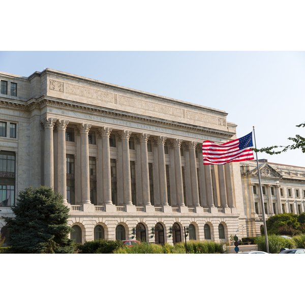 United States Department of Agriculture in Washington DC.