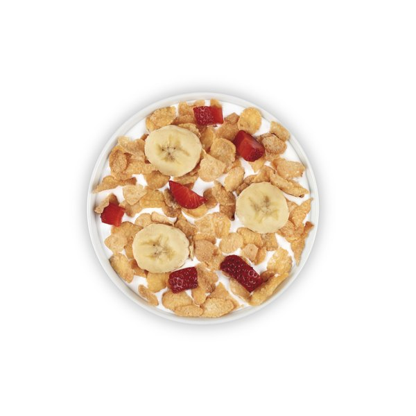 Corn flakes are a good source of vitamin B-6.