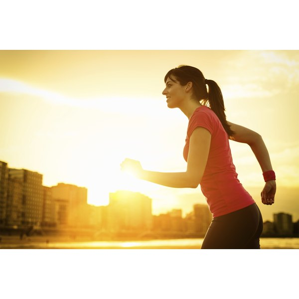 New runners often have muscle aches and pains the day after a run.