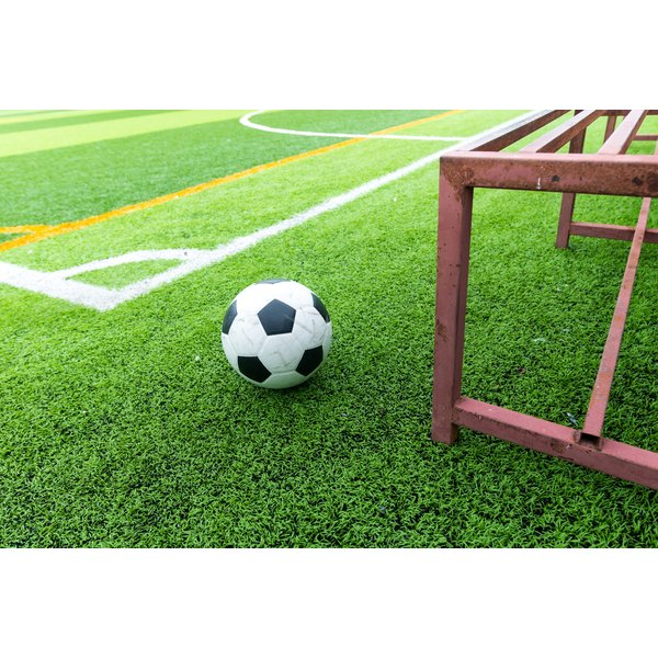 Artificial turf is easier to care for than natural grass.
