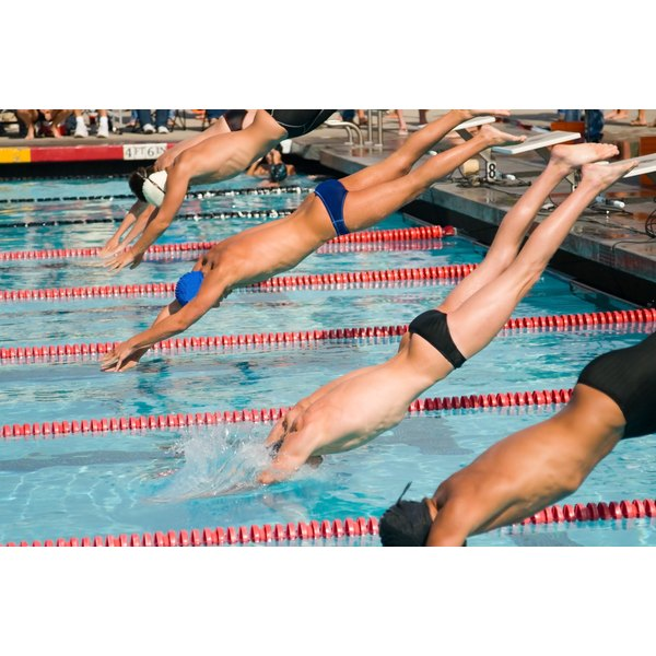 Reducing drag is critical to improving your performance in competitive swimming.