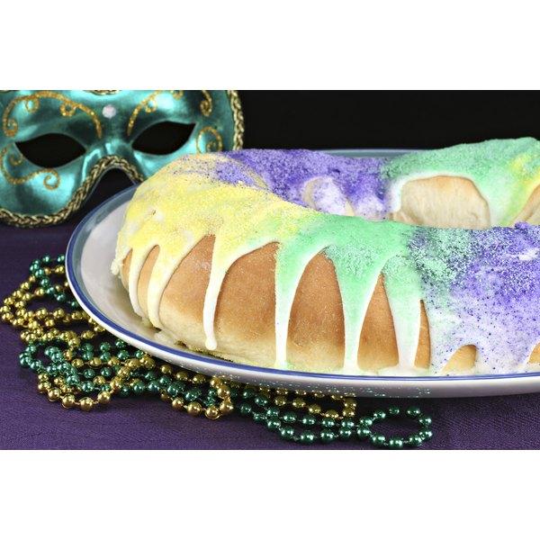 A King Cake