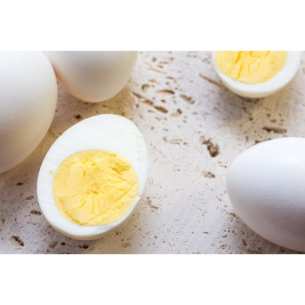 Egg yolk is a rich source of vitamin B5 and vitamin B6.