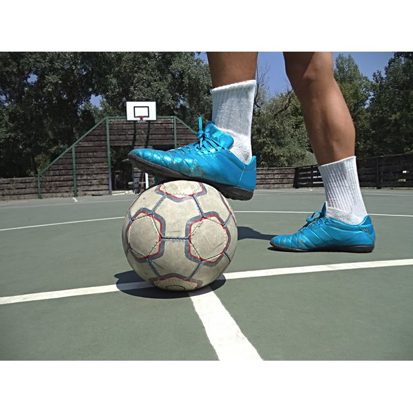 03b49382237dd Can You Wear Cleats in Indoor Soccer? | Healthfully
