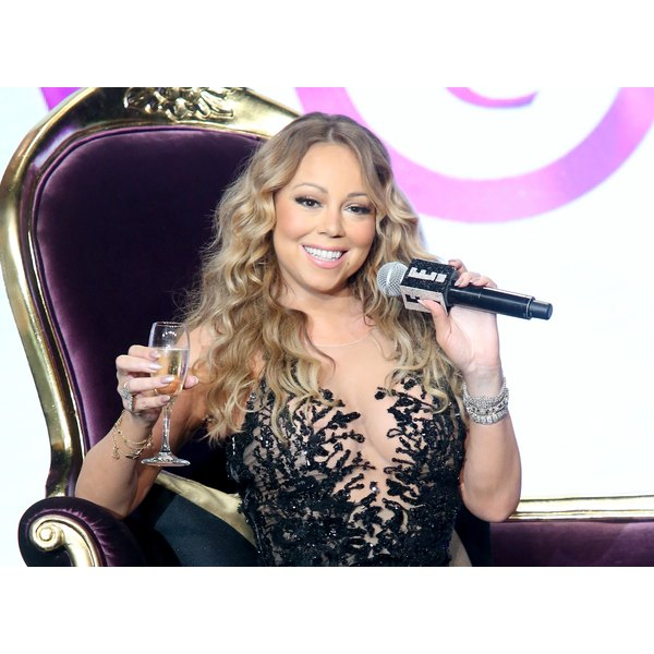 Mariah Carey's diet: Not the healthiest of choices