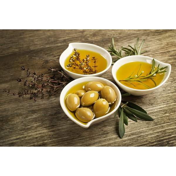 Olives and olive oil may be a good choice for you.