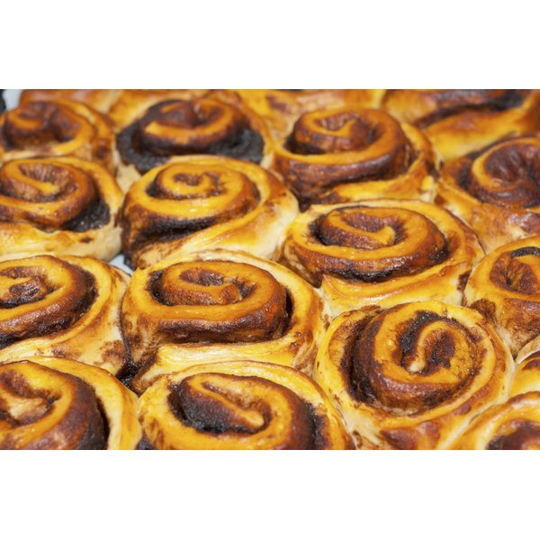 Quick cinnamon rolls are every bit as delicious as traditional.
