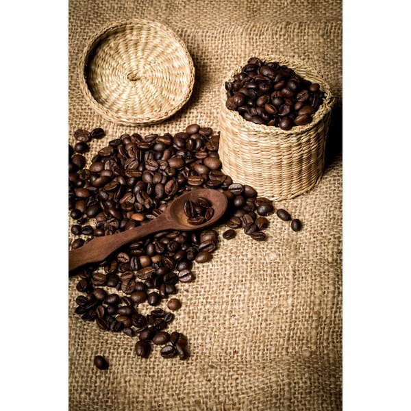 Regular coffee contains a lot of caffeine, which is not recommended on an anti-candida diet.