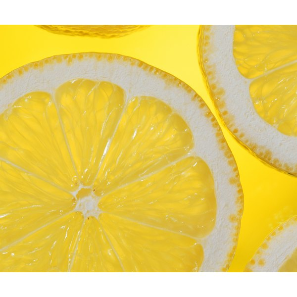 The acid in lemons makes them an ideal cleanser and a natural choice for highlighting blonde hair.
