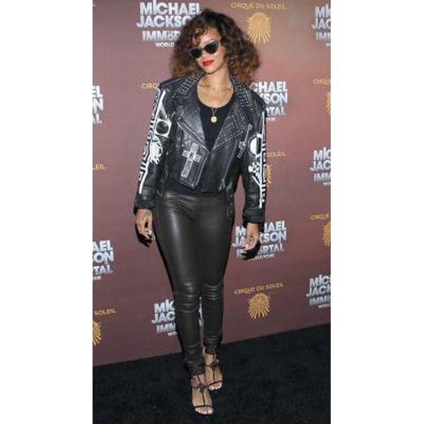 Female Rock Star Fashion Synonym