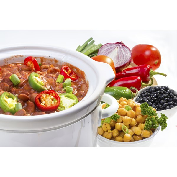 Slow cookers provide one of the best methods for preparing beans.
