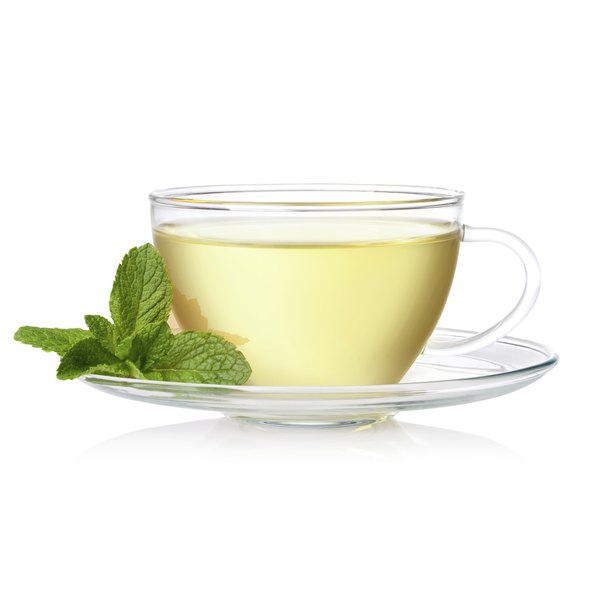 Green tea is a healthy alternative to coffee.
