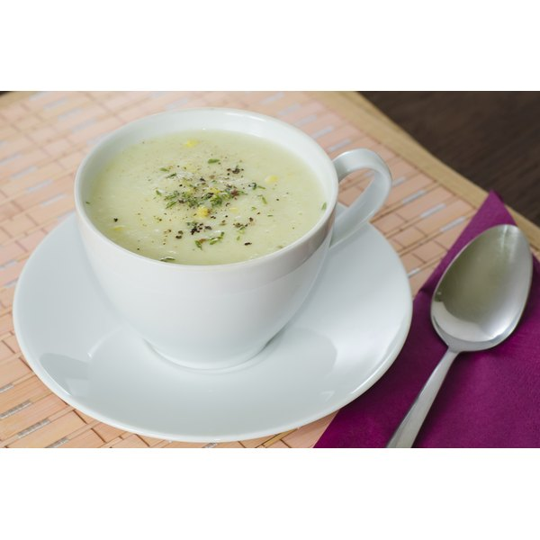 Use premixed powder to flavor a soup, or as a self-contained instant soup.