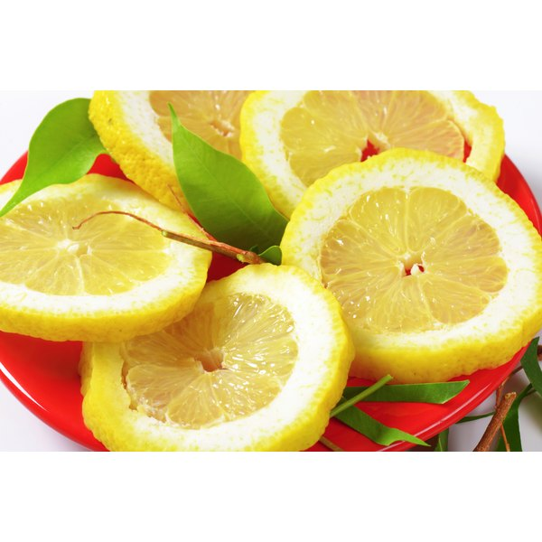 Citric acid is commonly found in sour fruits.