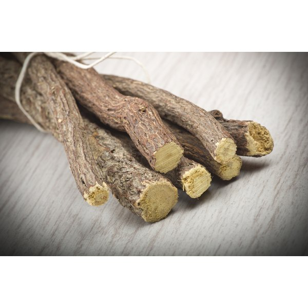 Licorice root can help post smoking.