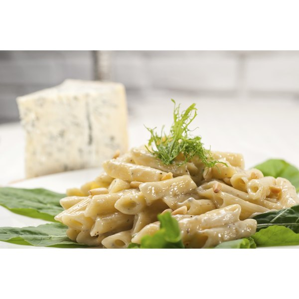 Gluten-free pasta has a similar GI value to its glutinous counterpart.