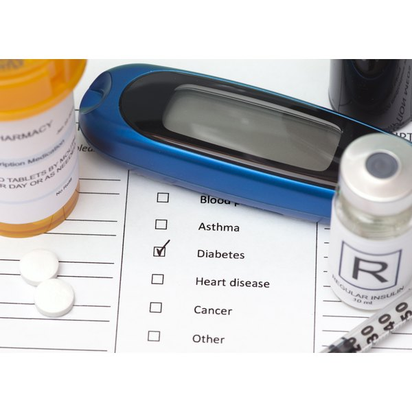 You must test your blood sugar levels while using insulin.