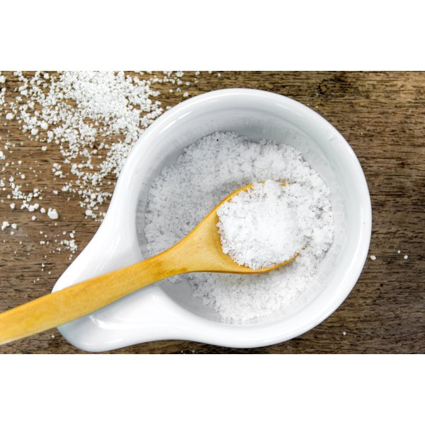 Sodium is needed to maintain proper fluid balance in cells throughout the body, including the brain.