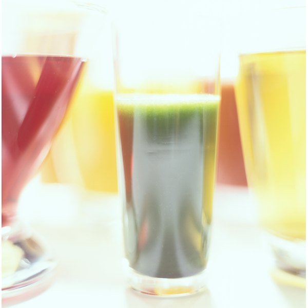 Include juices rich in vitamin C.