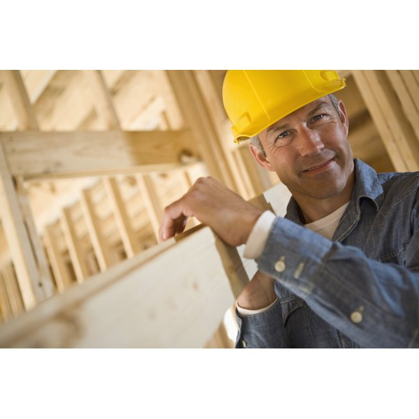 Construction workers are at high risk for carpal tunnel syndrome.