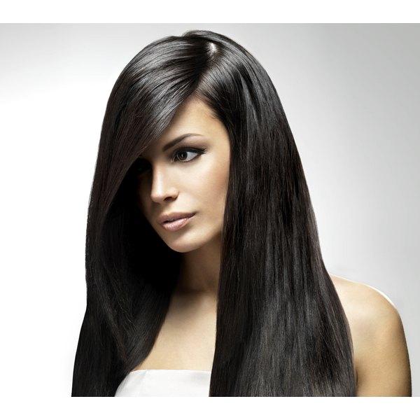 Sell long hair.