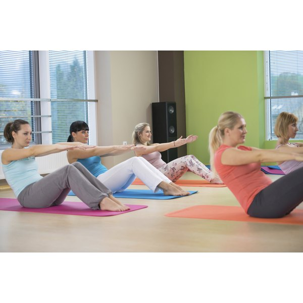 Pilates stacks up to low-impact aerobics, walking and weightlifting for weight loss.