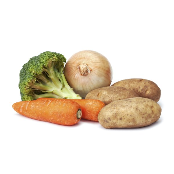 You can boil vegetables without losing all the fiber content.