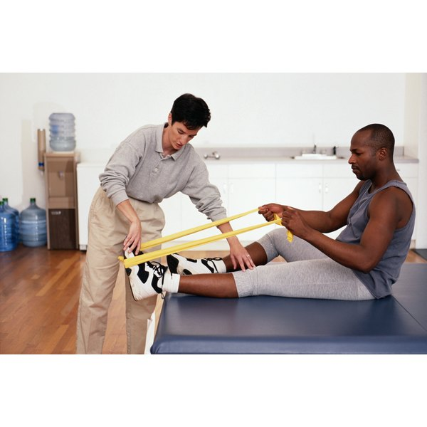 Massage therapy can assist in injury recovery.