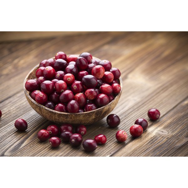 The juice from cranberries can help prevent bacterial vaginosis infections.