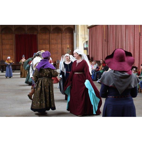 Medieval gathering