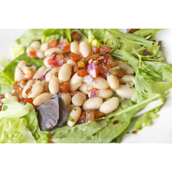 Eat foods that are high on folate such as beans and leafy greens.